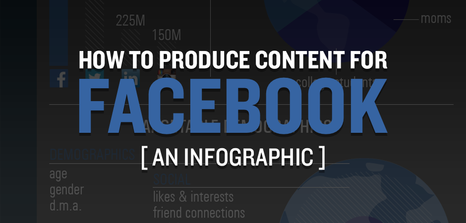 How To Create Content For Facebook